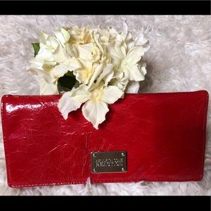 Kenneth Cole Candy Apple 🍎 Red Wallet